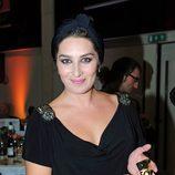 Estrella Morente muestra su Premios Protagonistas 2011