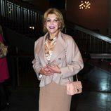 Carmen Cervera acude a la entrega de los Premios Protagonistas 2011