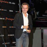 José Coronado durante la entrega de los Premios Protagonistas 2011