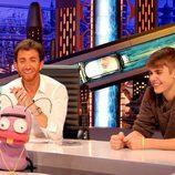 Pablo Motos, Barrancas y Justin Bieber