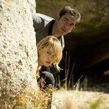 Arturo Valls (Agus) y Patricia Conde (Paula) en 'buenAgente'