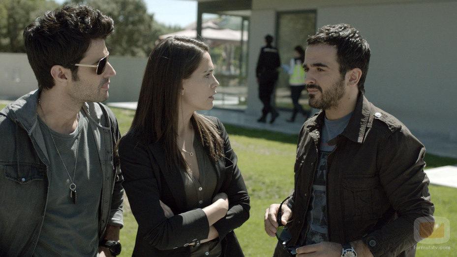 Pablo y Eva investigan un nuevo caso en 'Homicidios'