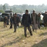 Los zombies vuelven a las andadas en 'The Walking Dead'