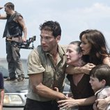 Los supervivientes de 'The Walking Dead' de nuevo puestos a prueba