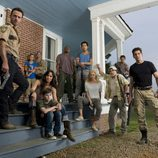 Los protagonistas de la segunda temporada de 'The Walking Dead'