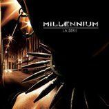 Cartel promocional de la serie 'Millennium'