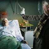 Zalachenko recibe un disparo en 'Millennium'