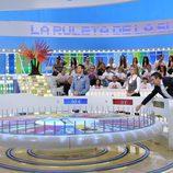 Ramón Arangüena tira de 'La ruleta de la suerte' en el especial