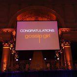 Warner Bros celebra el capítulo 100 de 'Gossip Girl' en Nueva York
