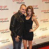Nick Swisher y la actriz JoAnna Garcia también acudieron al evento