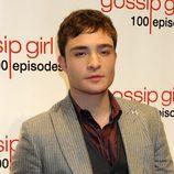 Ed Westwick da vida a Chuck en 'Gossip Girl'