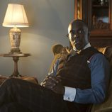 Michael K. Williams en una imagen de la segunda temporada