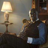Michael K. Williams en una imagen de la segunda temporada