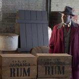 El actor Michael K. Williams en 'Boardwalk Empire'