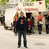 La familia García espera a Aída tras su salida de la cárcel