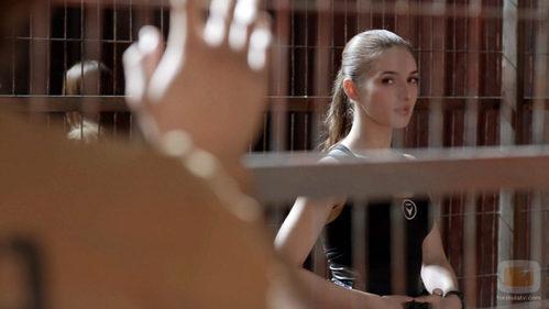Anna (María Valverde) intentará rescatar a Daniel en 'La fuga'