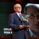 Emilio Gutierrez Caba recoge su Premio Ondas 2011