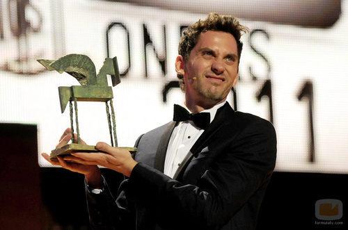 Paco León recoge su Premio Ondas 2011