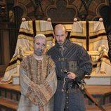 Álex Angulo y Eduard Farelo en 'Toledo'