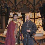 Daniel Holguín y Eduard Farelo en 'Toledo'