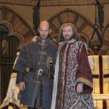 Eduard Farelo y Juan Diego en 'Toledo'