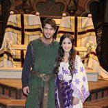Maxi Iglesias y Paula Rego en 'Toledo'