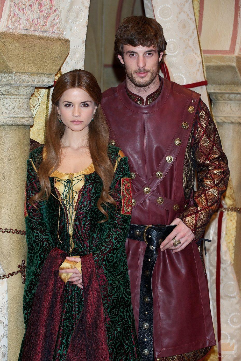 Paula Cancio y Miguel Barberá en 'Toledo'