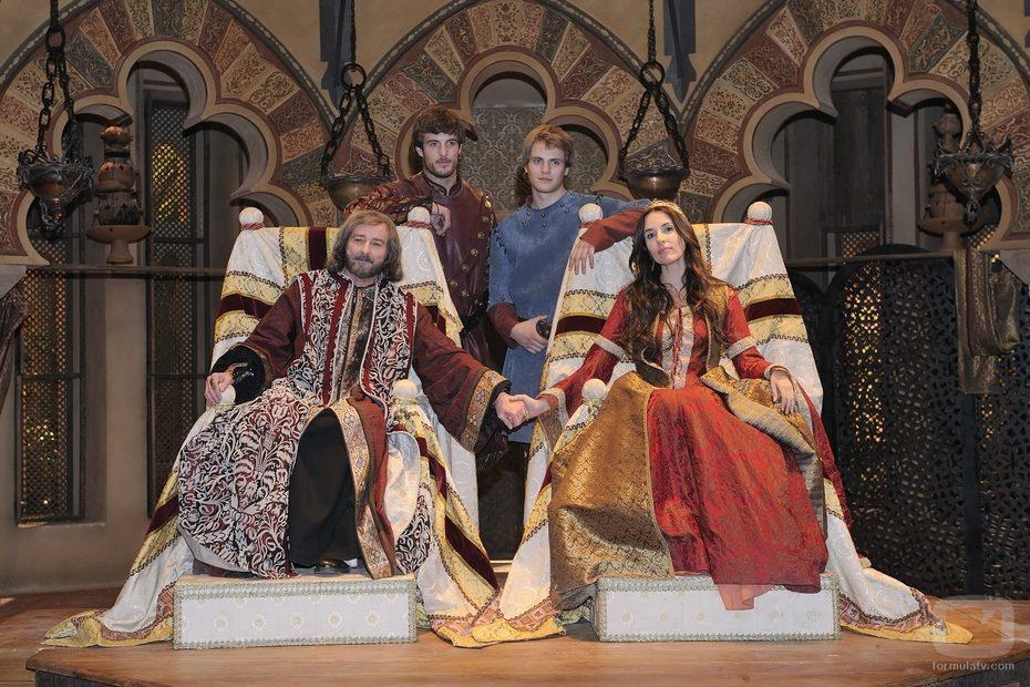 Los reyes de 'Toledo'