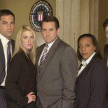 El equipo policial de Sin rastro
