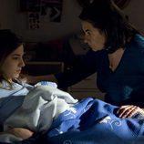 Marina Salas y Luisa Martín en 'Desaparecida'