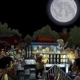 'Los Simpson', atacados por unos zombies