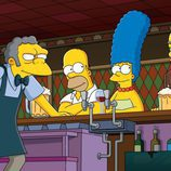 Bar de Moe de 'Los Simpson'
