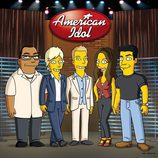 "Episodio titulado ""Judge Me Tender"" de 'Los Simpson'"