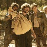 Los Bravo vuelven de su atraco en 'Tierra de Lobos'