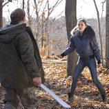 Erica se enfrenta a LLoyd en 'Ex-Convictos'