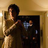 Doña Teresa y Diego, personajes de 'Gran Hotel'