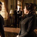 Doña Teresa y la señora Ángela en 'Gran Hotel'