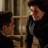 Ángela y su hijo Andrés en 'Gran Hotel'