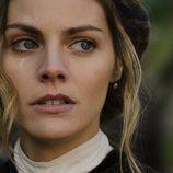 Alicia Alarcón lloran en el último capitulo de 'Gran Hotel'