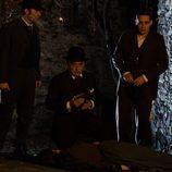 Ayala investiga junto a Andrés en 'Gran Hotel'