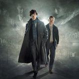 """La serie del """"moderno"""" Sherlock Holmes en BBC, 'Sherlock', vuelve en enero de 2012"""