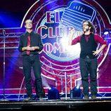 Los Martínez en 'El club de la comedia'