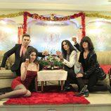 Mario Vaquerizo protagoniza la Nochevieja de MTV con las Nancys Rubias