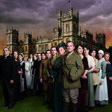 Los personajes de 'Downton Abbey'