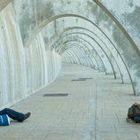 Imagen de los pequeños viajeros en 'Marco' lo nuevo de Antena 3