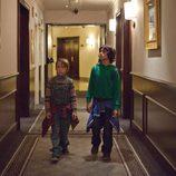 La pareja de niños buscan a su madre en 'Marco'