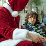 Marco habla con Papá Noel en 'Marco'
