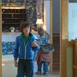 Lucas y Marco buscan a su madre en 'Marco'