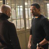 Charlie y Ray discuten en 'Ex-Convictos'