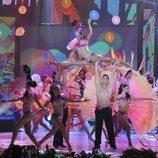 El Ballet Maspalomas en el especial de Telecinco 'El año en paz'
